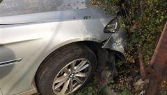 U Štiřína bourala opilá řidička. Odešla od nehody, v autě nechala vážně zraněné dítě
