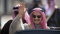 Cena za svobodu saudskoarabského prince? Úřady si řekly o miliardy dolarů
