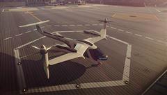 Uber ve vzduchu. Létající taxíky přijdou do Los Angeles v roce 2020
