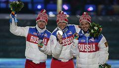 Dopingový skandál Rusů má další obět. Vylegžanin musí vrátit stříbra z OH v Soči