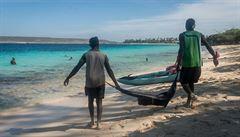 HEJTY Z HAITI: Dolary, kozy a jiné peníze