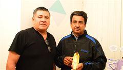 Fair trade je náročná, ale čistá práce, říkají pěstitelé banánu z Ekvádoru