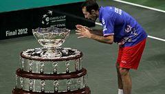 O návrat do Světové skupiny Davis Cupu budou Češi bojovat s Maďarskem