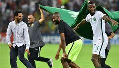 Saúdské Arabky mohly poprvé vyrazit na fotbalový zápas