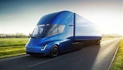Pepsi si objednala stovku tahačů Tesla Semi. Slibuje si hlavně snížení emisí