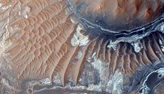 Prachová bouře na Marsu může znamenat riziko