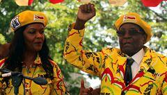 Zimbabwský prezident Mugabe odstoupí. Výměnou za imunitu pro sebe a svou ženu