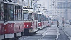 Praha přijde o tramvajovou tepnu, na podzim jí hrozí dopravní kolaps