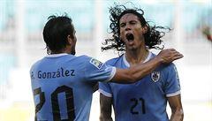 Ustojí fotbalisté drtivou útočnou hrozbu? Suárez s Cavanim nastříleli 99 gólů