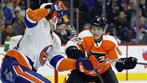 New York Islanders vs. Philadelphia Flyers.