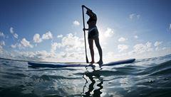 Obchodníci: Prodejním hitem budou v létě paddleboardy