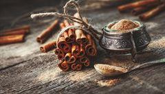 Skořice má překvapující zdravotní účinky, zjistili vědci