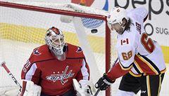 Hvězdný Jágr v Calgary nezáří. Probere se ještě, nebo zůstane neproduktivní?