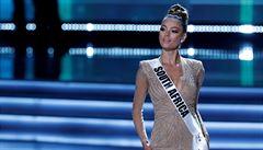 Novou Miss Universe je Jihoafričanka. Češka do finále nepostoupila