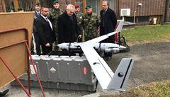 Armáda si do roku 2020 pořídí bojové drony. Dosud měla jen průzkumné