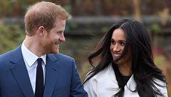 KLESLA: Voják a herečka. Svatba Harryho a Meghan je globální pohádka