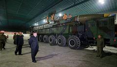 KLDR prý odpálila dvě balistické rakety. Podle japonského premiéra tak Korejci ohrozili mír a bezpečnost