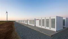 Tesla v Austrálii připojila k síti největší lithium-iontovou baterii na světě