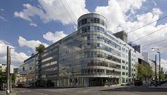 Palác Anděl na Smíchově koupila za téměř 1,5 miliardy korun společnost LaSalle