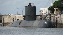 Ventilací se dovnitř dostala voda, tvrdí poslední zpráva z argentinské ponorky