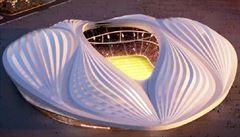 Fotbal se pustil do katarského dobrodružství. Ropný emirát dělá pro šampionát vše