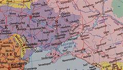 Ruský Krym nebo Islámský stát už v atlasech nenajdete. Ministerstvo je neschválilo