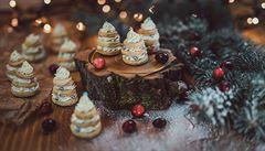 Neotřelé vánoční cukroví? Zkuste sušenkové stromečky