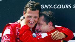 Věřím, že Michaela už brzy celý svět uvidí, říká Todt o Schumacherovi