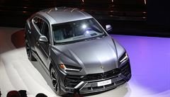 Automobilka Lamborghini představila vlastní SUV. Jmenuje se Urus a jede přes 300 km/h