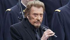 Zemřel francouzský idol Johnny Hallyday. Rockový zpěvák podlehl rakovině plic