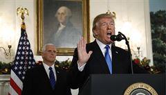 Trumpovo rozhodnutí o Jeruzalému je podle Jordánska právně neplatné. Porušil prý rezoluci
