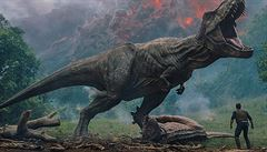I dinosauři mohou mít koronavirus. Filmaři nového Jurského světa utratili jen za testování 3 miliony dolarů
