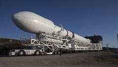 Americký špionážní satelit se nedostal na oběžnou dráhu a je ztracen