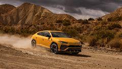 Lamborghini jede na vlně SUV. Stejným směrem se už vydalo Maserati i Bentley