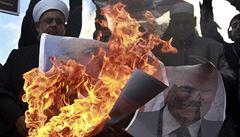 'Trump otevřel bránu pekla.' Palestinský Hamás vyzval k třetí intifádě