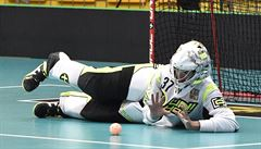 Florbalistky podlehly na MS v souboji o první místo Finsku 1:5