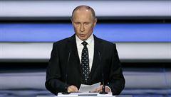 Bojkot olympiády nebude, ujistil ruské sportovce a fanoušky Putin