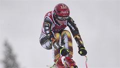 Ledecká dál válí na lyžích. Poprvé v sezoně bodovala v superobřím slalomu