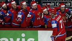 Rusové si poradili i s Amerikou, porazili ji 5:3