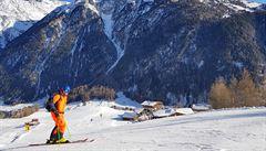 Když vám vyjde počasí, zažijete v Söldenu pohádkové lyžování