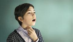 Rakovinu hlasivek odhalí počítač již v počínajícím stádiu