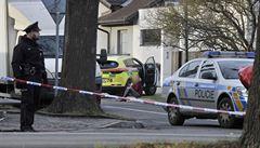 Policie obvinila řidiče, který srazil v Mariánských Lázních dva chodce