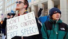 V USA zrušili pravidla zajišťující svobodný internet. 'Malé skupiny na to doplatí'