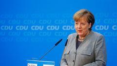 PETRÁČEK: Co s nevítězstvím. Po volbách v Hesensku Merkelová odejde z čela CDU