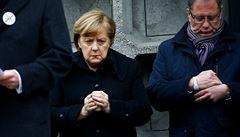V Berlíně byl odhalen památník obětem loňského útoku, připomíná i Češku
