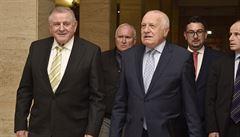 Čeští politici říkali, ať táhneme. Klaus byl jediný věcný, hodnotil dělení státu Mečiar