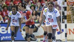 Házenkářky Francie ve finále MS senzačně porazily obhájkyně titulu z Norska