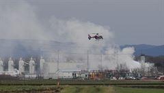 Všechny tranzity hlavního rakouského plynovodu jsou po explozi obnoveny
