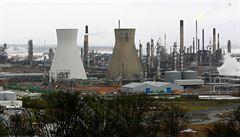 'Malý' únik ropy stojí Británii 20 milionů liber denně. Opravy potrvají týdny