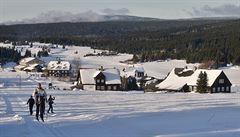 Mrazivá noc: na Liberecku klesla teplota pod minus 23 stupňů